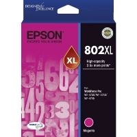 Epson Ink Cartridge 802XL Magenta