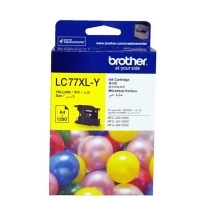 Brother Ink Cartridge LC77XLY Yellow