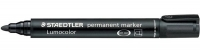 Staedtler Permanent Marker 352-9 Bullet Point BX10 Black