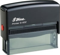 Shiny Self-Inking Stamp S832 72x13mm