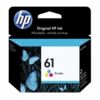 HP Ink Cartridge 61 CH562WA Tri-Color
