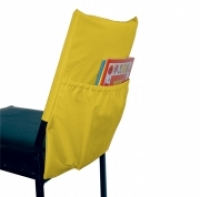 CHAIR BAG EDVANTAGE 420x440mm CHBYL YELOW