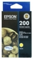 Epson Ink Cartridge 200 Yellow