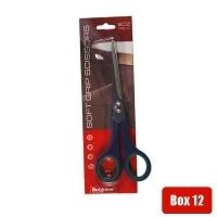 Belgrave Soft Grip Scissors SC2 Stainless Steel 178mm BX12