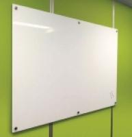 Visionchart Lumiere Magnetic Glassboard White 1200x900