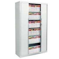 Avery Lateral Filing Cabinet Package 6 Level Oyster Grey
