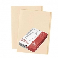 Avery Manilla Folders Buff Foolscap BX100