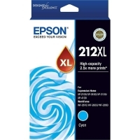 Epson Ink Cartridge 212XL High Yield Cyan