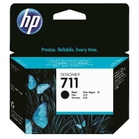 HP 711 Ink Cartridge CZ133A Black 80ml