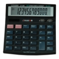Citizen Calculator CT555 12 Digit Check And Correct