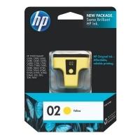 HP Ink Cartridge HP02 C877WA Yellow