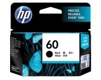 HP 60 Ink Cartridge CC640WA Black