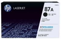 HP Toner 87A CF287A Black