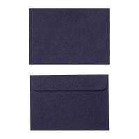 Quill Envelope 80gsm C6 114x162 Pack 25 - Black