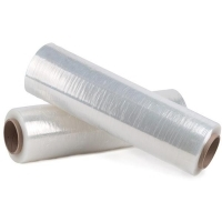 HAND PALLET WRAP 500mm x 300M x 15UM Clear Heavy Duty Roll