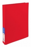 Bantex Ring Binder A4 25mm 4D 1334-09 Red
