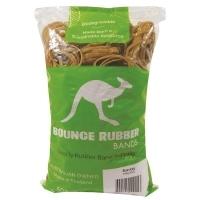 Bounce Rubber Bands 500gm Bag Size 35  Width 3.0 x Length 110 mm