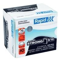 Rapid Staples 9/10 (10mm) Box 5000 70sheets