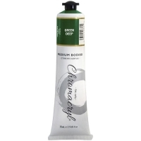 Chromacryl Student Acrylic Paint 75ml Green Deep