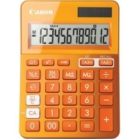 Canon Desktop Calculator LS123KM Orange