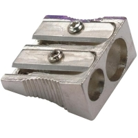 Sharpener Metal 2 hole