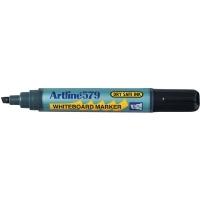 Artline Whiteboard Marker 579 Chisel Point Black