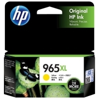 HP 965XL Ink Cartridge 3JA83AA Yellow - 1600 pages