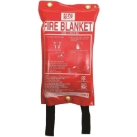 Fire Blanket 1.2 Metre x 1.2 Metre (small)