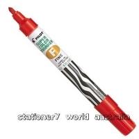 Pilot SCAF Fine Bullet-Tip Marker BX12 619103 Red