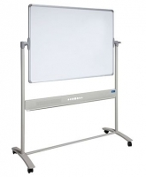 Visionchart Mobile Corporate magnetic whiteboard 1500x1200