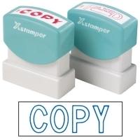 XSTAMPER STAMP - Copy (Blue) 1006 (5010060)