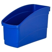 Elizabeth Richards Plastic Book Tub Blue