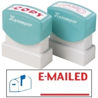 XSTAMPER STAMP - Emailed (2 colour) 2025 (5020250)
