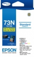 Epson Ink Cartridge 73N Ink Value Pack