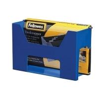 Fellowes Desktop Suspension File Holder Blue 0154501