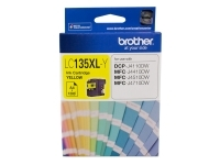Brother Ink Cartridge LC135XLY Yellow
