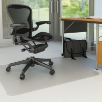 Marbig Chairmat HARD FLOOR EconoMat 87207 Large 114x133cm