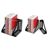 Marbig Enviro Book Rack 86640 Modular Black (Pack 4)