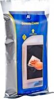 Cleaner AF Screenclene Wipes Flat Pack25 SCR025P