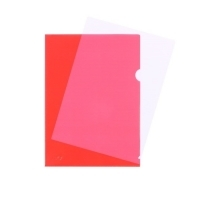 Bantex Letter Files 2242-09 A4 Red
