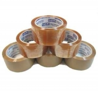 Stylus PP202 Packaging Tape 48mm x 75M Clear (BX36 rolls)