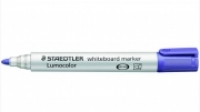 Staedtler Whiteboard Marker 351-3 Bullet Point Blue