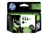 HP Ink Cartridge 934XL C2P23AA Black