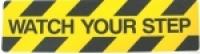 Stylus 2660 Antislip Mat 150x600mm WATCH YOUR STEP
