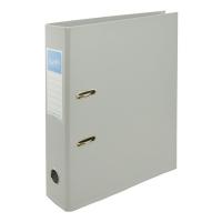 Bantex Lever Arch File PVC A4 Standard 1450-05 Grey