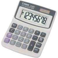 Canon Desktop Calculator LS82ZBL 8 digit Large Display