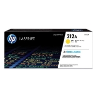 HP Toner 212A W2122A Yellow 4.5k