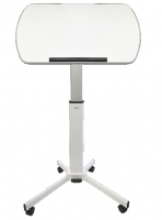 Visionchart Lectern / Desk - Height Adjustable 750-1120mm