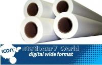 ICON Wide Format Bond Rolls (BX4) 420mm x 50M x 50mm core