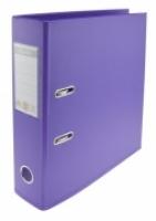 Bantex Lever Arch File PVC A4 Vibrant Colours 1450-21 Lilac